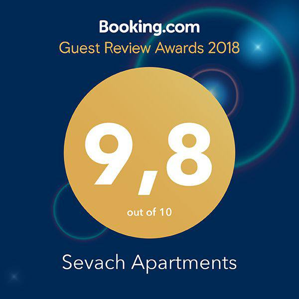 Booking.com award 2018
